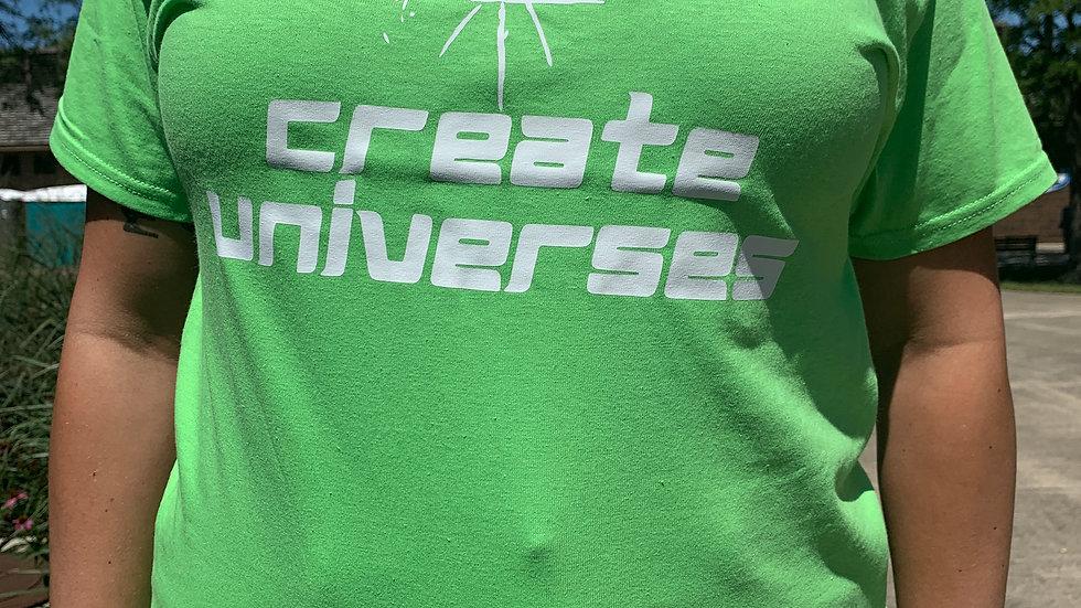 I (EYE) CREATE UNIVERSES
