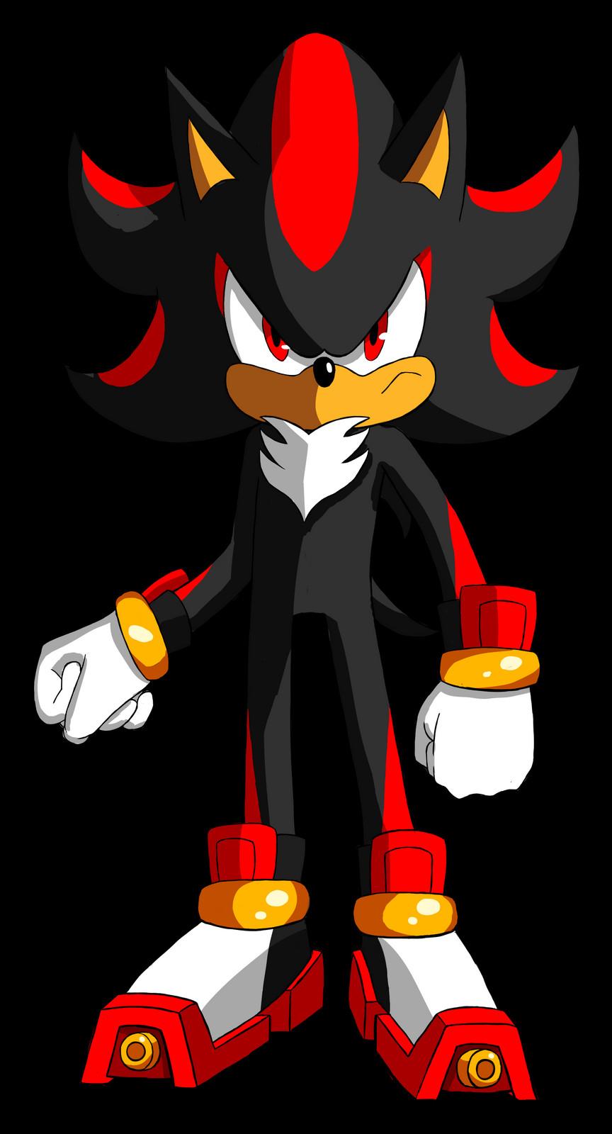 Shadow The Hedgehog Fan Art