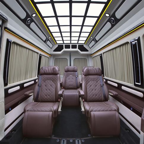 KLASSEN VIP Car Design Technology  - Ihr Partner für anspruchsvolle  VIP Luxus Exclusiv Business Busse
