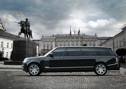 RANGE ROVER  Präsidenten-Limousine