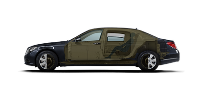 Armoured Cars Vehicles