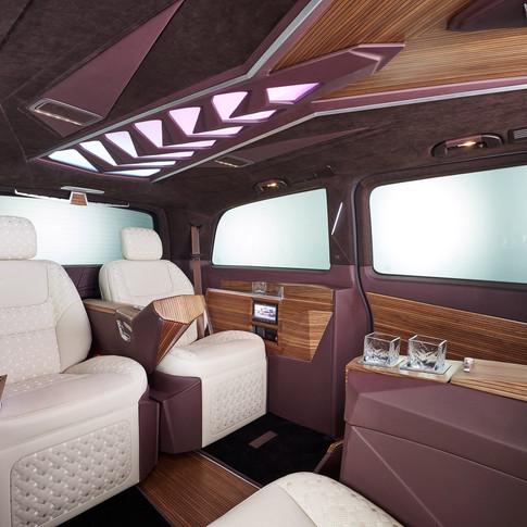 Mercedes-Benz V-class KLASSEN VIP