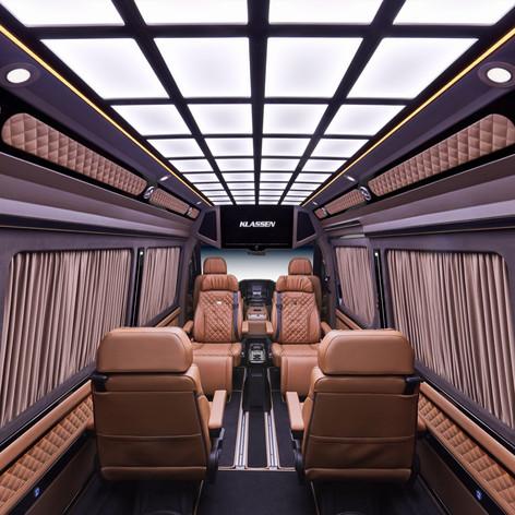 Mercedes-Benz 519 Luxus VIP Allrad 4x4 FIRST-CLASS SPRINTER