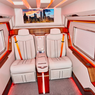 Mercedes Sprinter Expensive Armored Vehicles