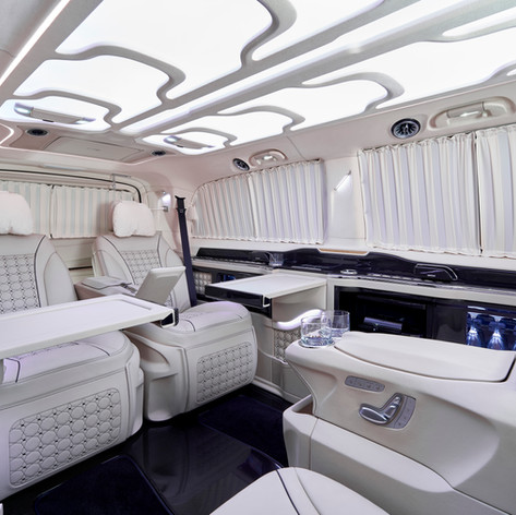 ROSS V-Klasse Luxury VIP umbau