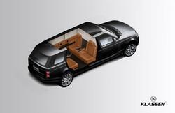 Armored Range Rover Bulletproof SUV
