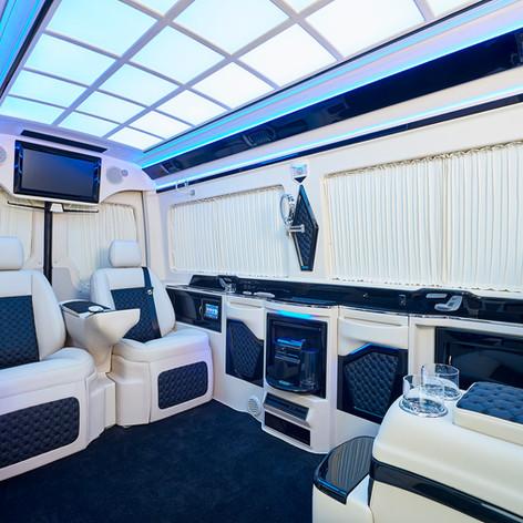 Luxury VIP SPRINTER First Class BUS