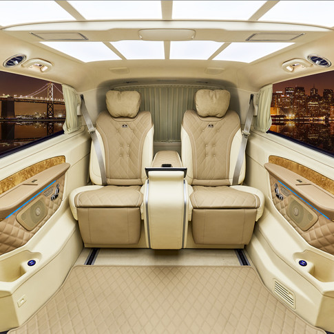 V-Klasse Luxus VIP umbau