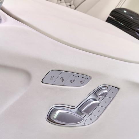 ROSS V-Klasse Luxury VIP umbau