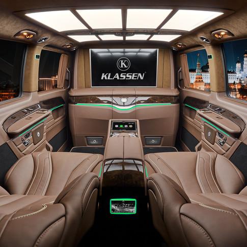 klassen_mvv_1424_mercedes_benz_v_class_iVIP Van, maßgeschneiderte Erweiterungen basierend auf der neuen Mercedes-Benz V-Klasse & Vito