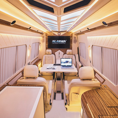 Luxury VIP SPRINTER First Class BUS
