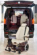 Mercedes V Class Handicap