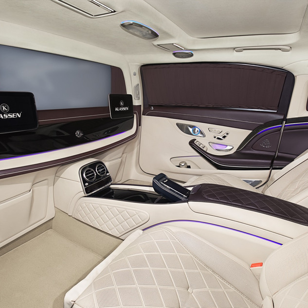 Basierend auf: Mercedes-MAYBACH