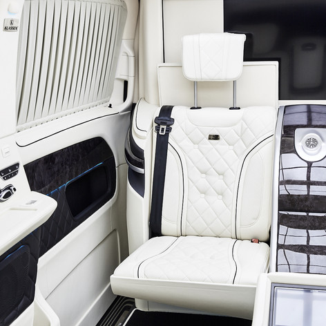 Mercedes-Benz V250 AMG Luxury handmade Conversion