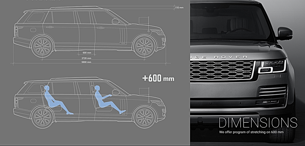 Armored SUV | Range Rover Autobiography