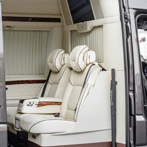 Mercedes Sprinter VIP Exclusiv Business Bus