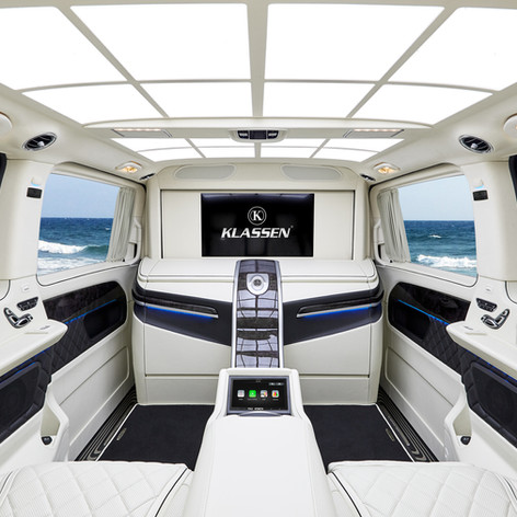 V-Class V300 Luxury handmade Conversion