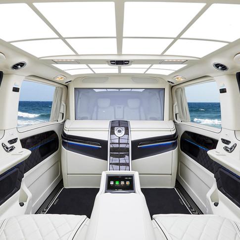 V-Class V300 Luxury handmade Conversion