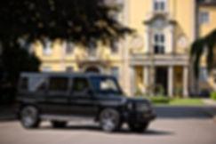 Basierend auf: Mercedes-Benz G 63 AMG
