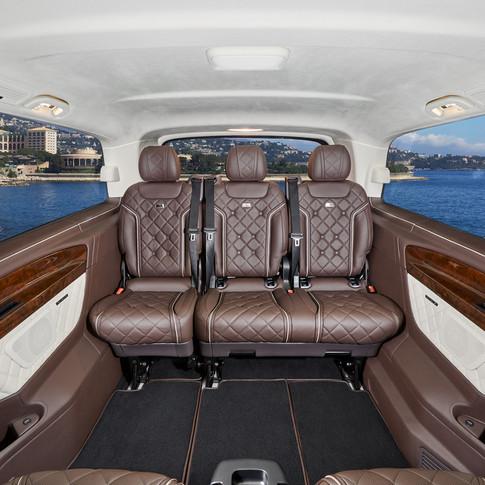 Mercedes-Benz V-Klasse V 300 Luxus VIP Van