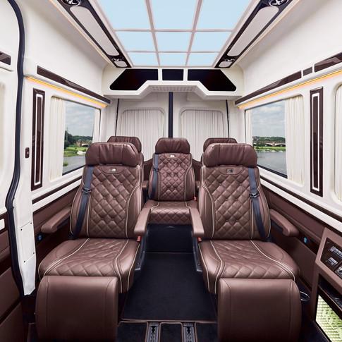 Mercedes Benz Sprinter Luxury VIP First Class Edition Conversion Van KLASSEN First Class Automobile
