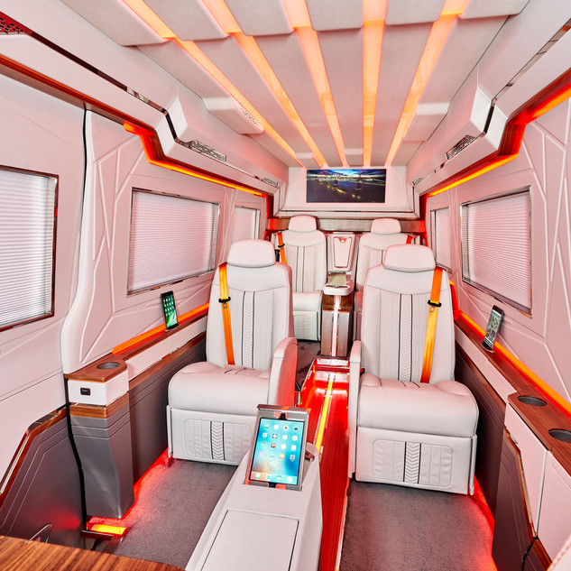 VIP LUXURY SPRINTER | ARMORED