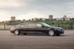Basierend auf: Mercedes-MAYBACH +1050mm