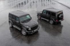 Armoured Mercedes G-Class SUV Bulletproo