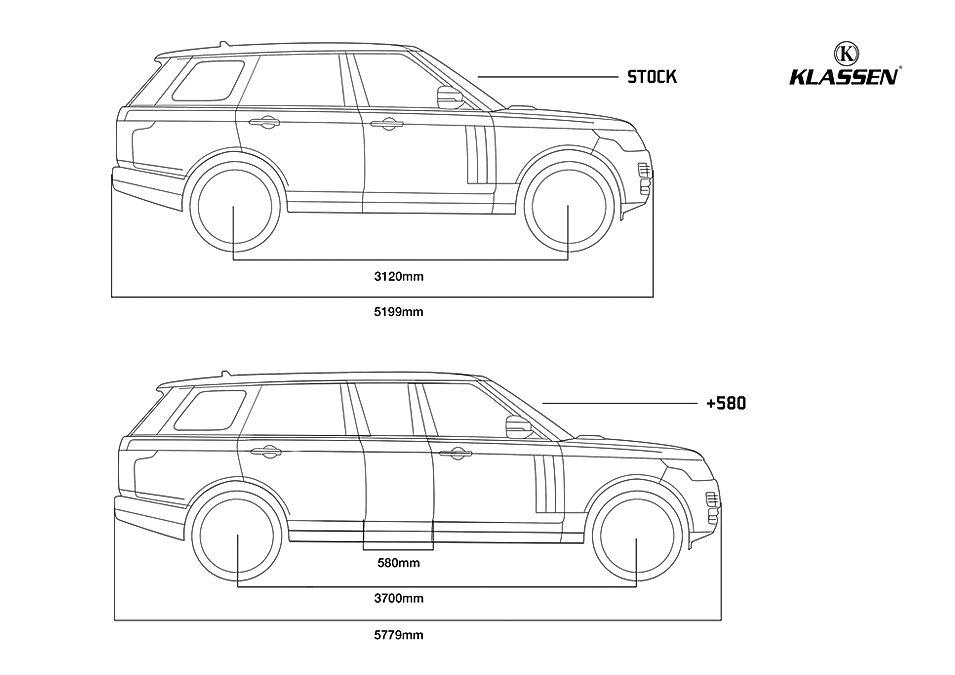 Range Rover KLASSEN - Luxury SUV
