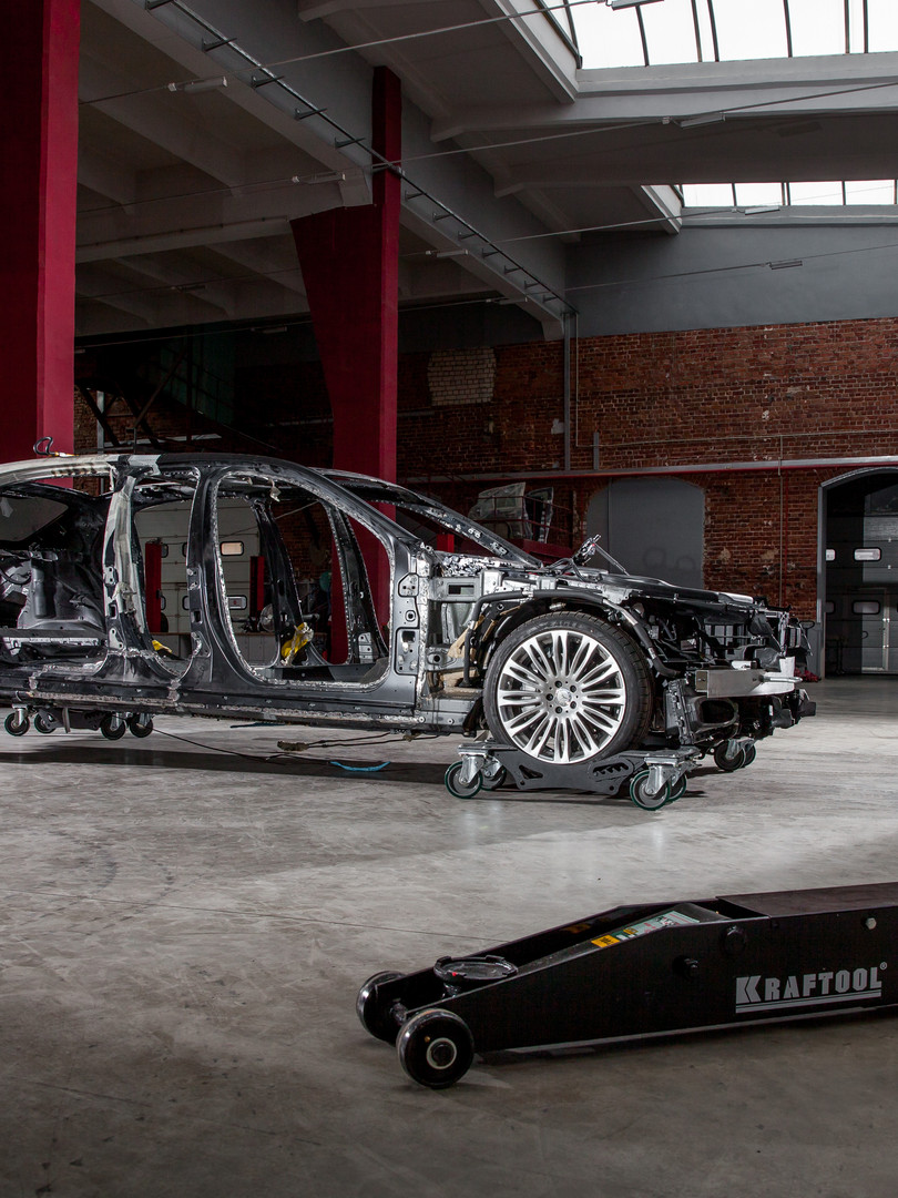 KLASSEN verlängert das Luxus-Limousine