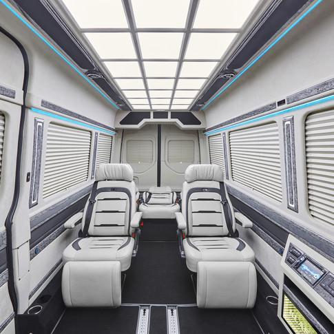 Mercedes Benz Sprinter Luxury VIP First Class Edition Conversion Van KLASSEN® First Class Automobile