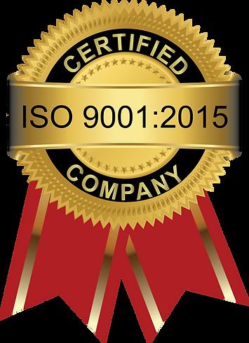 KLASSEN ISO 9001 _ 2015 Zertifikat