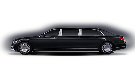 MERCEDES - MAYBACH STRETCHED