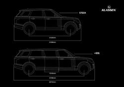 Range Rover +1016 STAATSKAROSSE