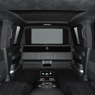 Basierend auf: Land Rover  Range Rover Autobiography