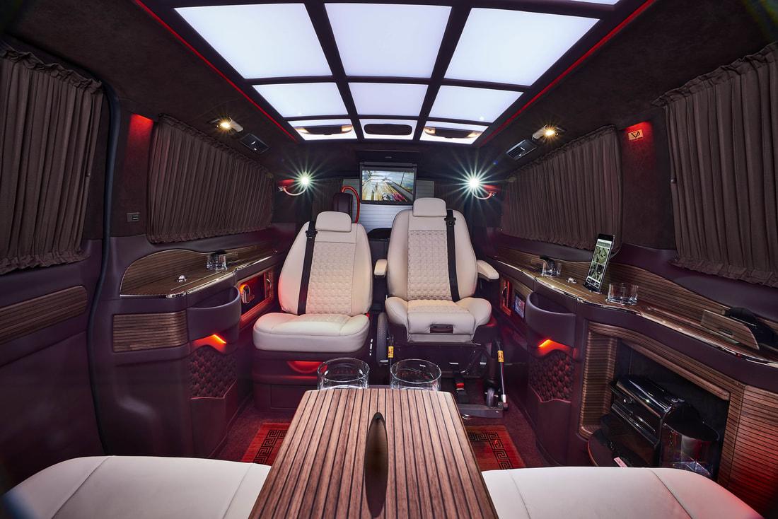 Luxury V - Class Handicap