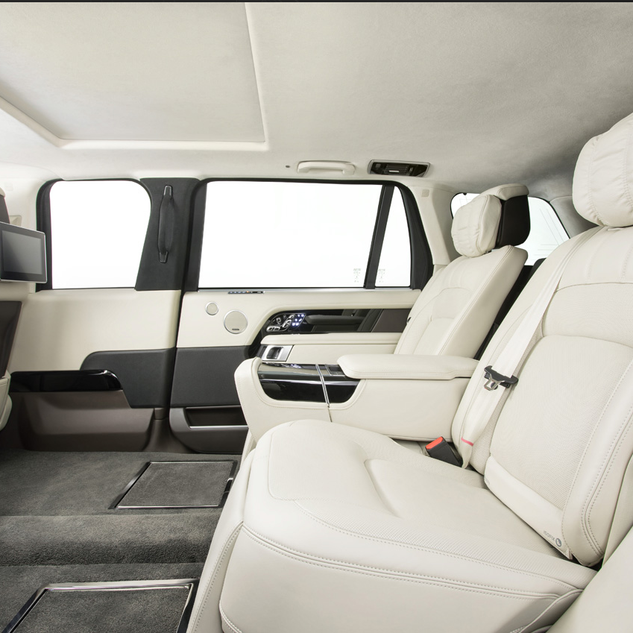 Gepanzerte Fahrzeuge  Land Rover