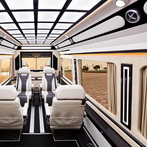 Mercedes-Benz 319 519 CDI LUXURY VIP - BUSINESS VAN