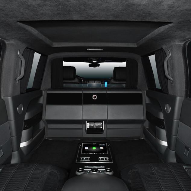 KLASSEN verlängert das Luxus-SUV Limousine