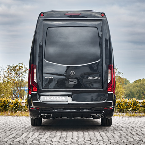 Mercedes Benz Sprinter Luxus Business Jet Van von KLASSEN