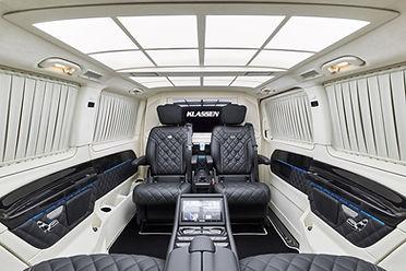 Mercedes V 250 2019 KLASSEN VIP MVA_1375