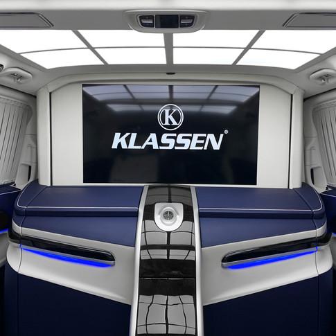 Mercedes-Benz V-Klasse Luxussitze