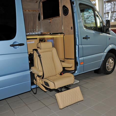 HandicapSPRINTER VIP