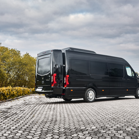 Mercedes-Benz 519 Luxus VIP Allrad 4x4 FIRST-CLASS SPRINTER