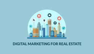 Real Estate Digital Marketing Project