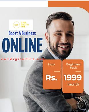 Beginners Pack - Digital Marketing Call