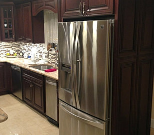 wholesale kitchen cabinets perth amboy nj contractor s choice best solid wood kitchen 29259