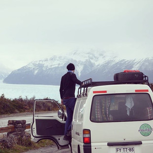Rent a campervan in Chile and drive the