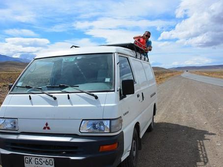 3 maanden met de camper en het ov door Chili en Argentinië