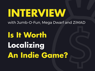 Is It Worth Localizing An Indie Game?